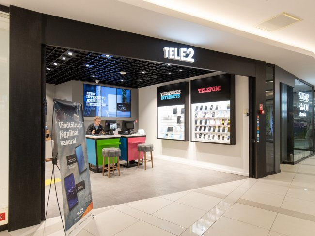 Tele2 Valleta
